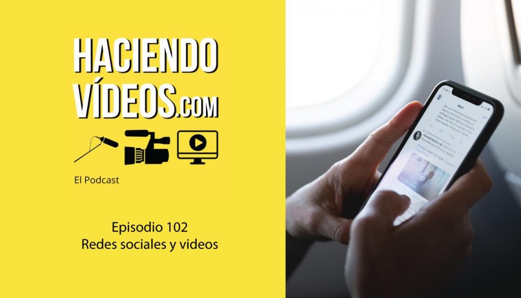 Redes sociales y videos